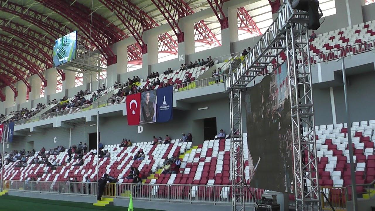 Tire'nin yeni stadyumuna görkemli açılış töreni 3