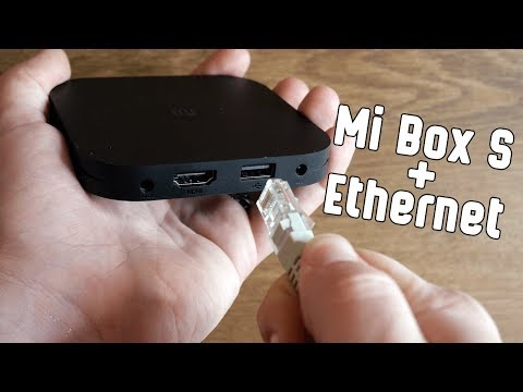 USB Ethernet который работает с Mi Box S - Ugreen Lan USB адаптер