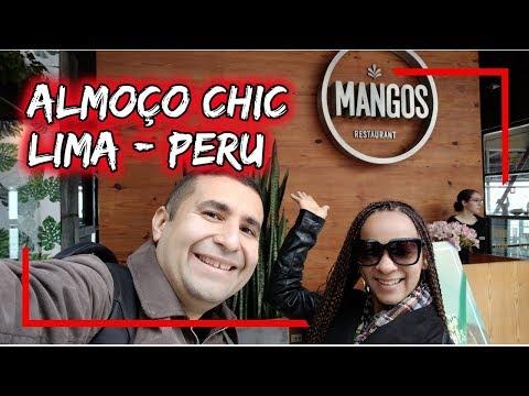 Restaurante Mangos Larcomar - Lima (Lisos Poraí)
