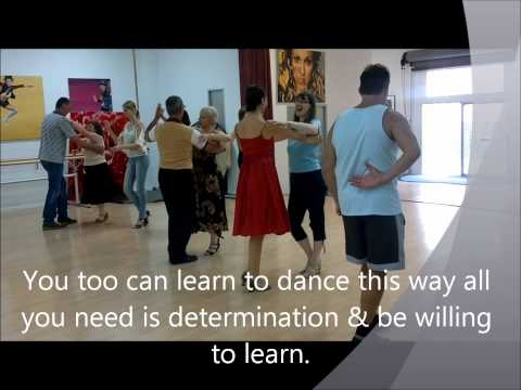 Rumba Adelaide - Learn to dance Romantic Rumba in Adelaide- .wmv