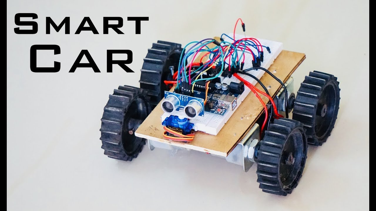 How To Make A Smart Car Obstacle Avoiding Version 2 Indian Lifehacker