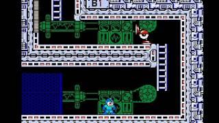 Mega Man 3 - Spark Man - User video