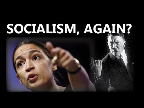 AOC: Poster Child for Socialism, Abortion and Brawndo