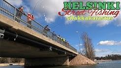 Helsinki Street Fishing - Silakka kalastus