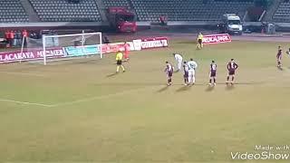 Elazığspor giresunspor goller TFF 1.lig karşılaşması