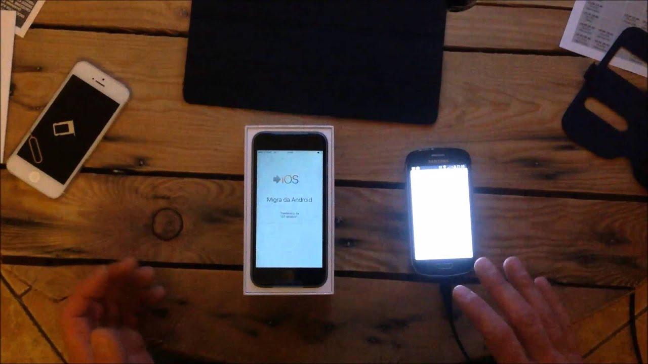 Copiare contatti da iPhone a SIM con Contacts Backup – IS Contacts Kit Free