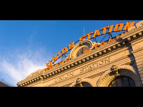 Denver Union Station Grand Opening Public Private Parternship Panel Discussion