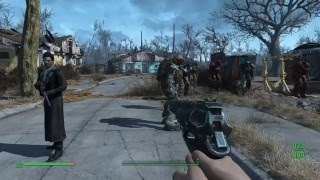 Fallout 4 096 - Джекпот Разрушенный небоскреб