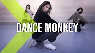 TONES AND I - DANCE MONKEY / HAZEL Choreography.