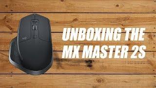 Logitech MX Master 2S Unboxing