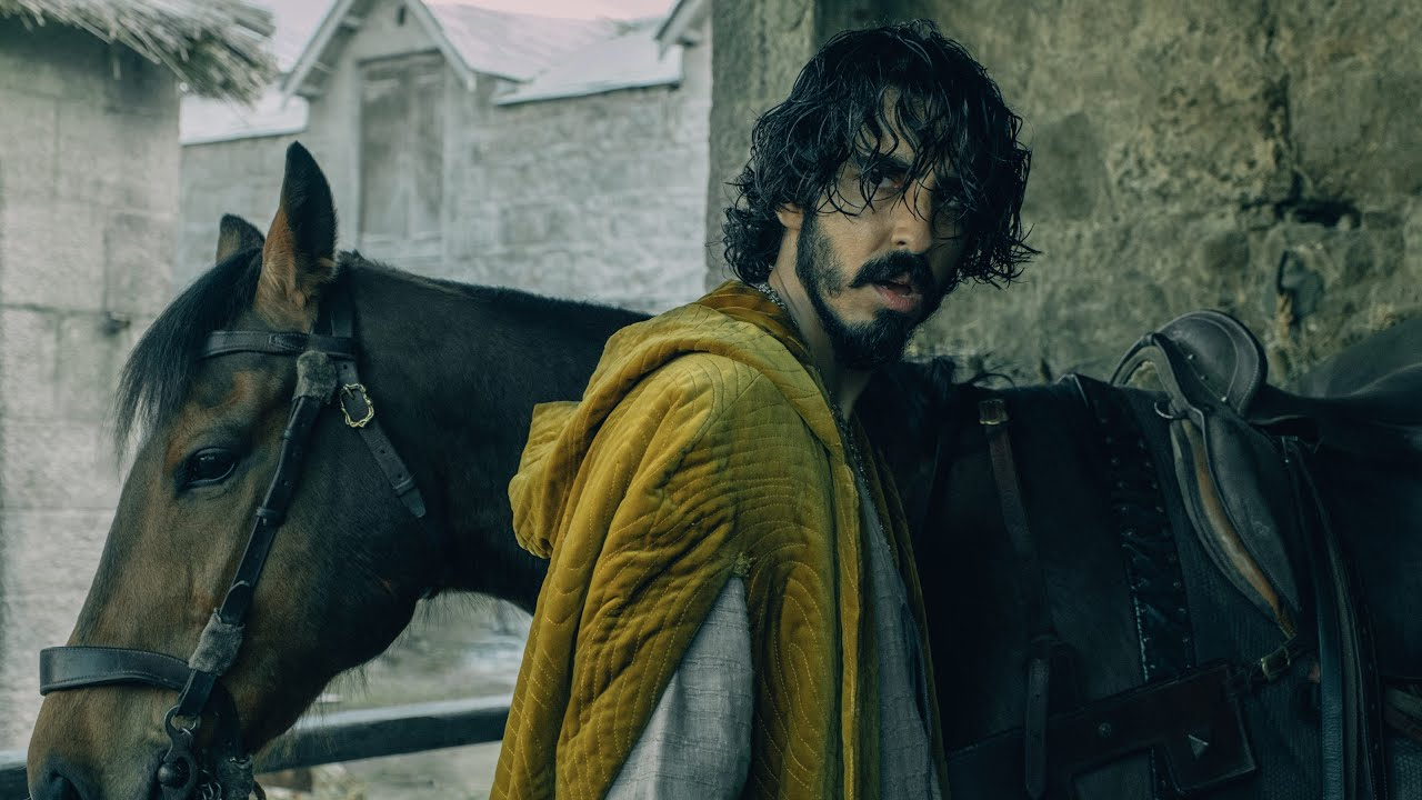 Review: You'll lose your head over a great Dev Patel and dazzling ...