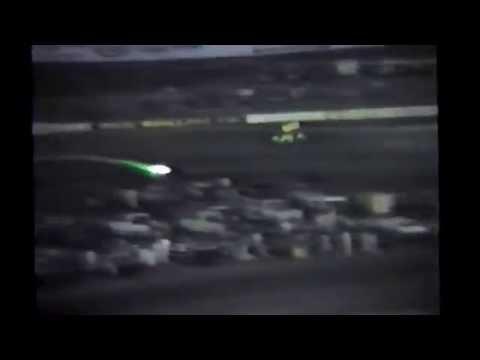 1985 races at Black Hills Speedway #24 sprint car main event