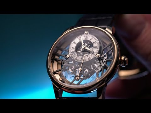 Four new takes on the Jaquet Droz Grande Seconde