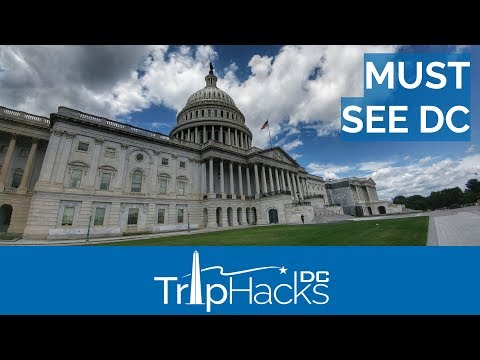 The MUST SEE Sites in Washington DC