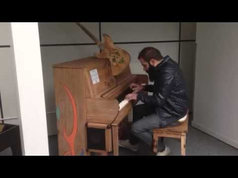 Piano at Rock And Roll Hall of Fame