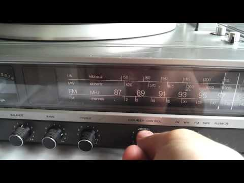 Philips 982 Stereo Centre