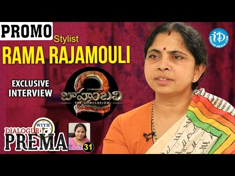 Rama Rajamouli Exclusive Interview PROMO || #WKKB || Dialogue With Prema || Celebration Of Life #31