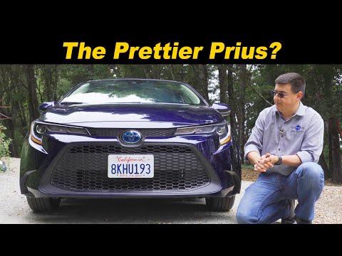 2020 Toyota Corolla Hybrid - The Prius Alternative