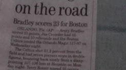 Sports news paper