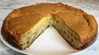 Заливной Пирог с Сардиной/Рыбный Пирог/Пирог с Консервами/Fish Pie Recipe/Простой Рецепт
