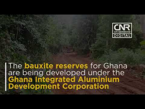 Ghana's government begins clearing Atewa forest for Sinohydro bauxite mining