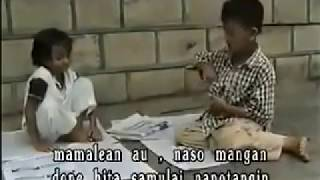 Lagu Batak  sedih Anak Yatim Piatu