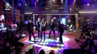 Emina Sandal - Kimse Yok mu (Beyaz Show 2012.12.14) HD