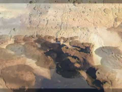 Geologic History of Planet Mars