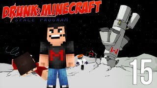Drunk Minecraft #47 | CAST AWAY PART 3