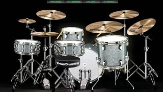 Armada - Asal Kau Bahagia (Drum Cover) Virtual Drumming