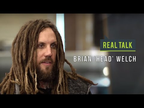 Interview with Brian 'Head' Welch