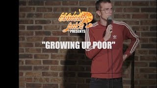 Growing up poor - Jake Head