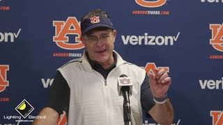 What Gus Malzahn said after Auburn's Iron Bowl win