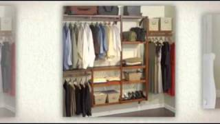 How To Organize Your Stuff With Closet Shelving Systems