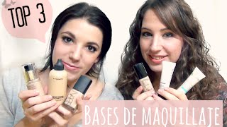 TOP 3 | Bases de Maquillaje Thumbnail