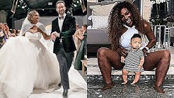 Serena Williams Family ★ 2019