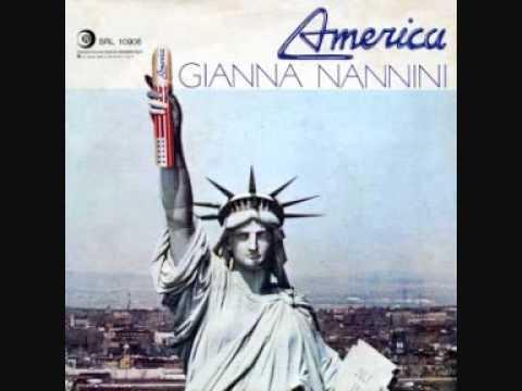 Gianna Nannini - America (1979)