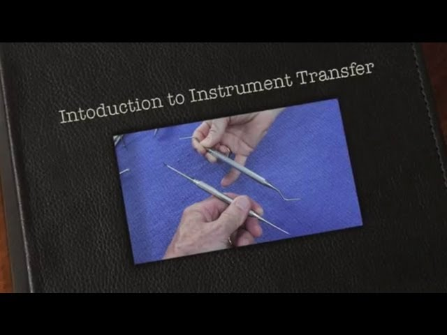 Introduction to Instrument Transfer