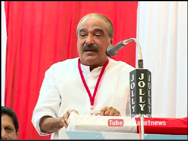 Will maintain equi-distance from Congress, Left: Mani| KM Mani  Press Meet Full Video