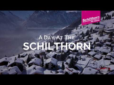 A Day at the Schilthorn