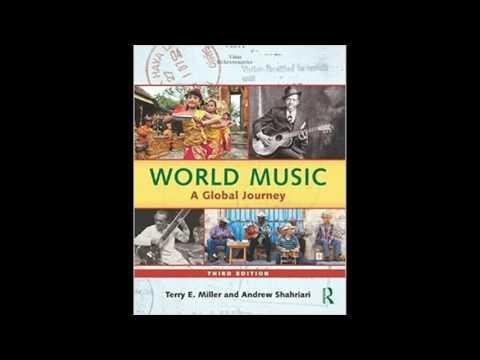 World Music a Global Journey CD 1 - #1: Bushfire/ Australian Aborigine song/ Alan Maralung