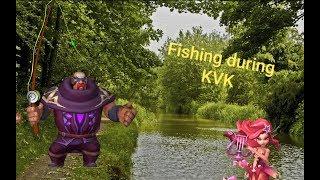 Лорди мобільного - Риболовля на КВК//Рибальство//Бо Лан Сін