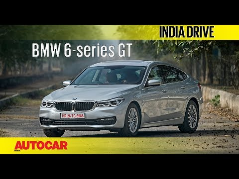 BMW 6-series GT | India Drive | Autocar India