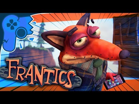 Frantics | Havin' A Bash!