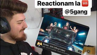 REACTIONEZ LA 5GANG - SOS