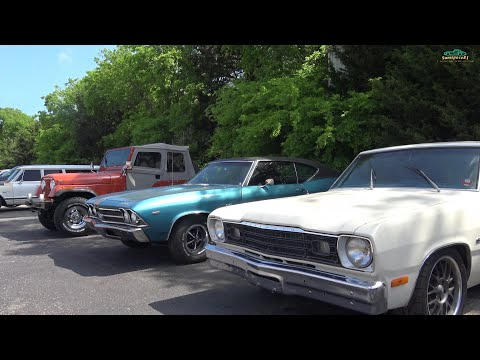 Classic Car Liquidators Texas Classic Car Dealer Showroom Tour Samspace81 Vlog