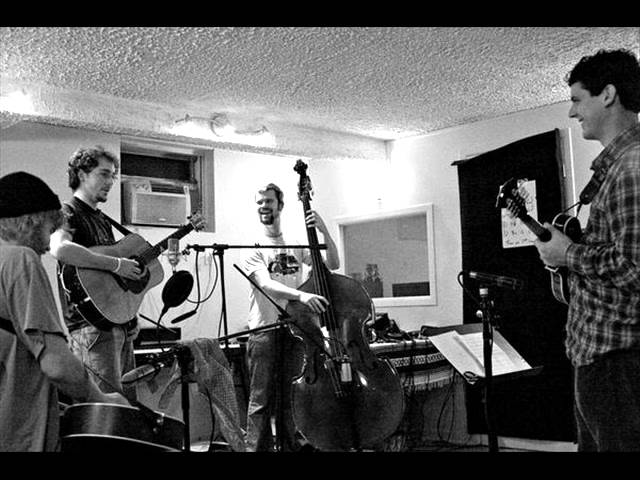 Okie Weiss & The Murder Ballads - Underwater Blues