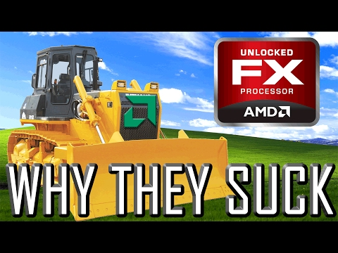 AMD's FX CPUs- Why They're BAD