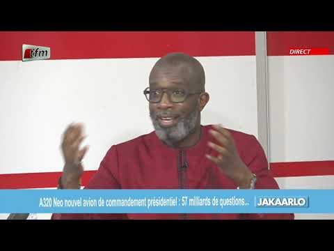 """Bouba Ndour : """"Dagno wara am avion, Macky doit etre dans de bonnes conditions quand il voyage"""""""