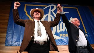 Bernie Sanders Stumps For Rob Quist Before Special Election